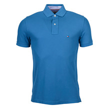 Tommy Hilfiger PERFORMANCE POLO SAPPHIRE