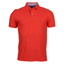 Tommy Hilfiger PERFORMANCE POLO RED