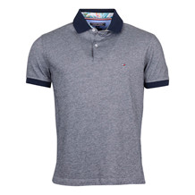 Tommy Hilfiger PRINTED UNDERCOLLAR POLO