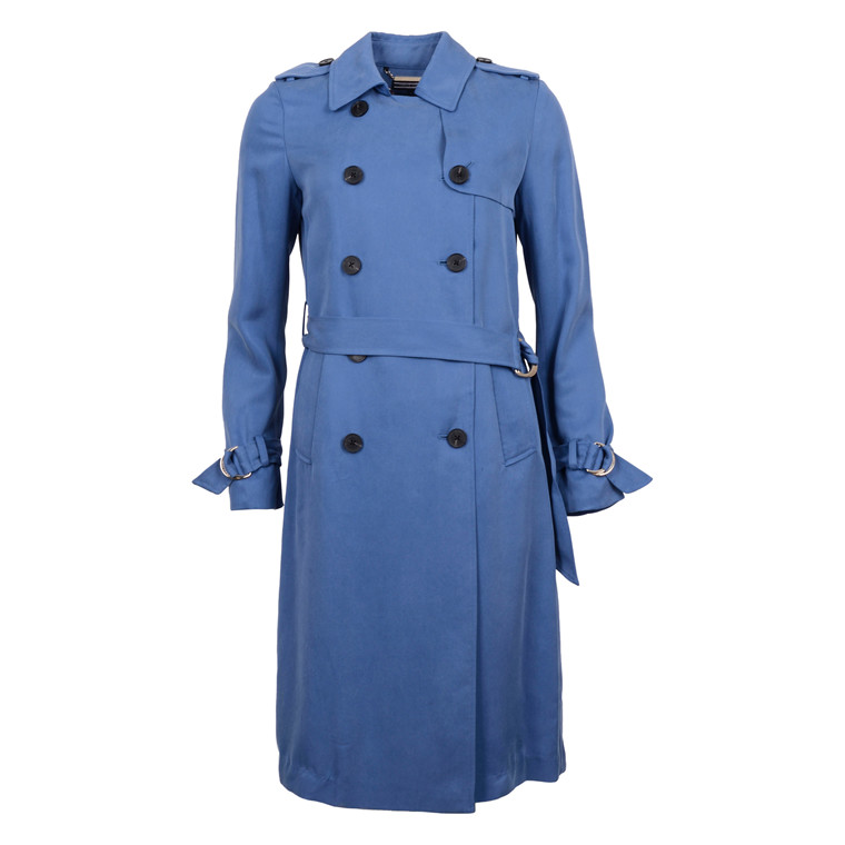 Tommy Hilfiger SHAWN TRENCH D. BLUE