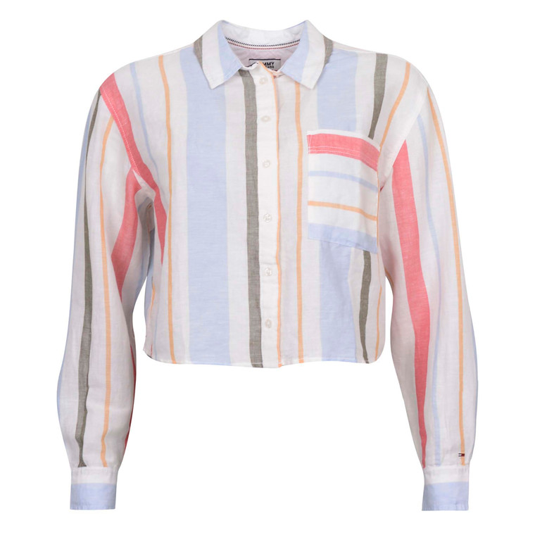 TOMMY JEANS TJW MULTI SHIRT