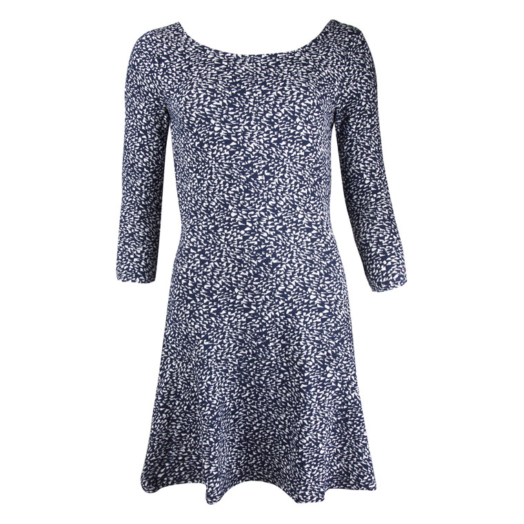HILFIGER DENIM DRESS KNIT BLUE