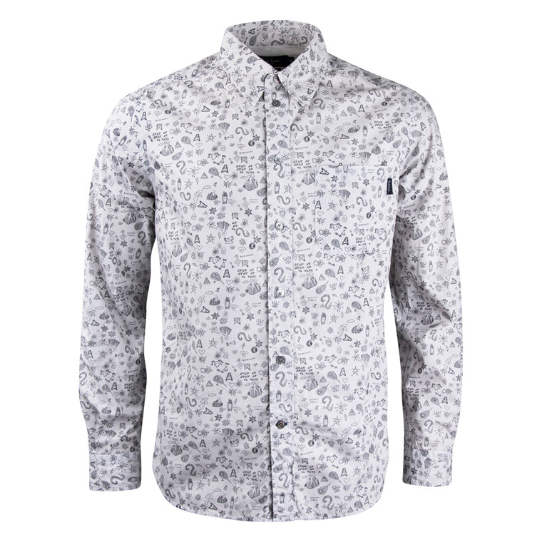 PAUL SMITH TAILORED FIT LS SHIRT