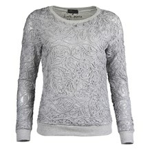 PRINCESS SWEAT BROD GREY