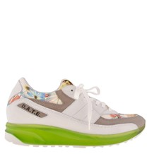 D.A.T.E Snap Fantasy Sneakers i Blomstermønster