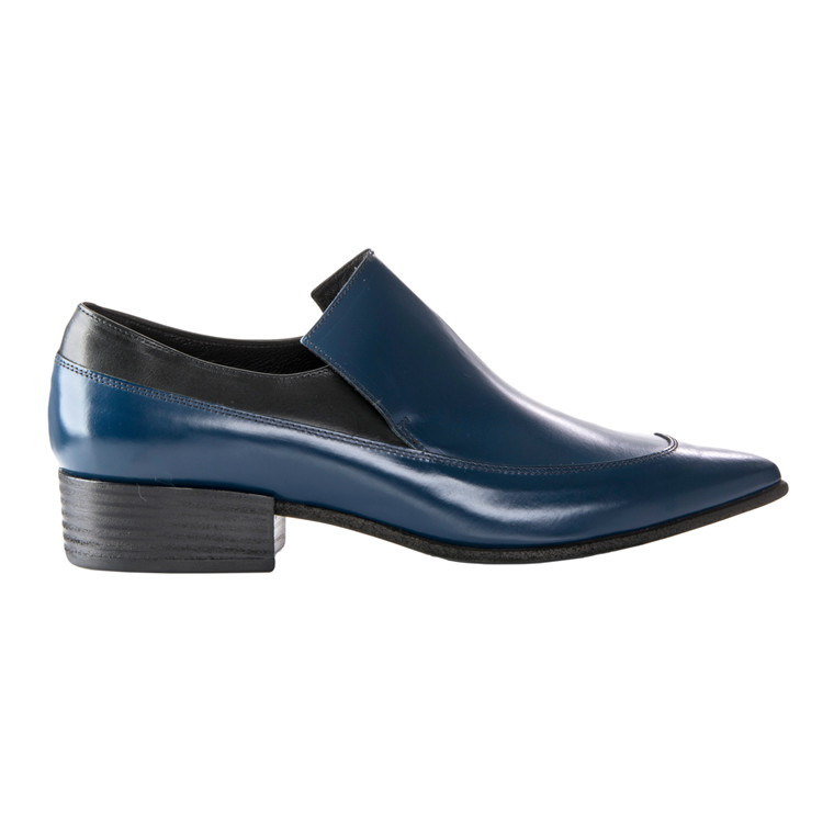VIC MATIE SHOE BLUE