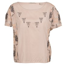 MAISON SCOTCH Vintage Top i Creme