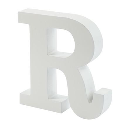 OPENMIND bogstav i træ R