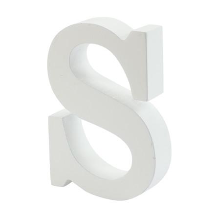 OPENMIND bogstav i træ S