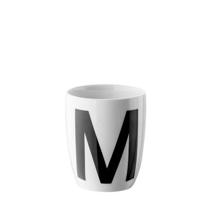 OPENMIND Alphabet M krus