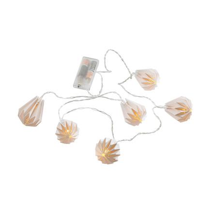 OPENMIND Lyskæde Diamond 6 pærer