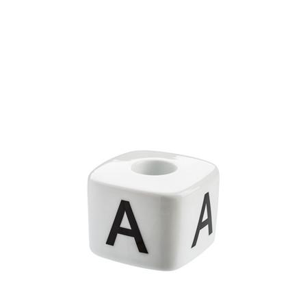 OPENMIND Alphabet A lysestage