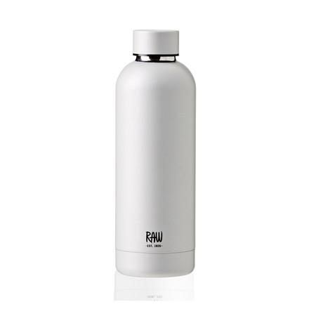 AIDA RAW Termoflaske mat sølv