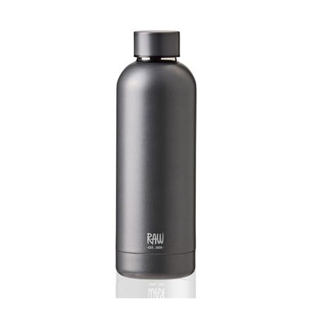 AIDA RAW termoflaske mat dark grå
