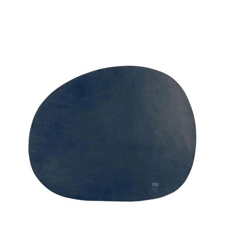 AIDA RAW Dækkeserviet mørkeblå