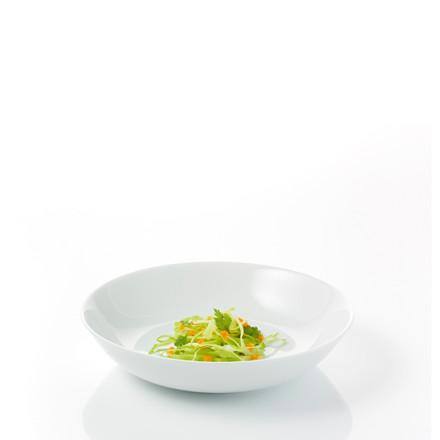 AIDA Atelier suppetallerken super hvid