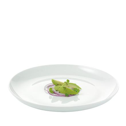 AIDA Atelier frokosttallerken super hvid