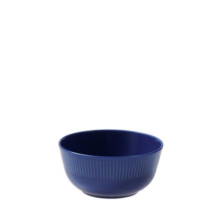 AIDA Groovy skål blå stentøj