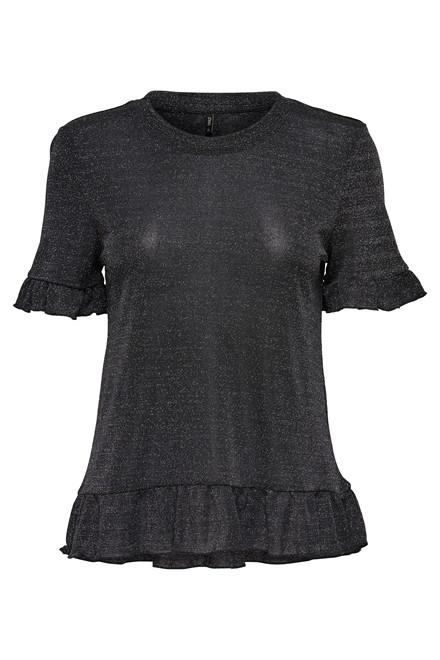 ONLY Marie frill top