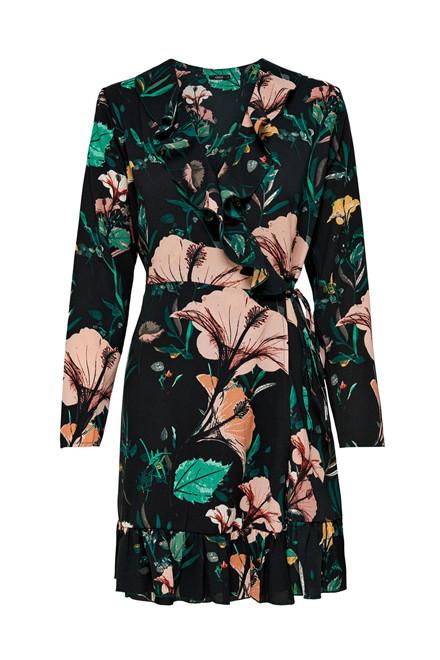 ONLY Patricia wrap dress