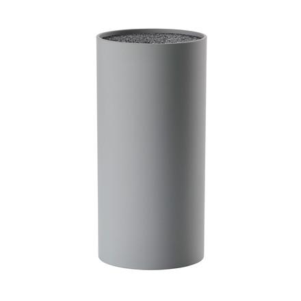 ZONE Confetti Knivblok grå
