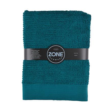 Zone Classic badehåndklæde 70 x 140 cm mørk grøn