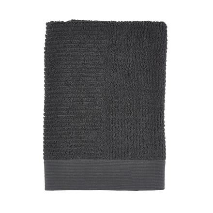 ZONE Classic badehåndklæde 70 x 140 cm anthracite