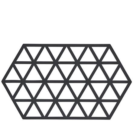 ZONE Triangles bordskåner sort