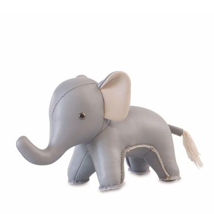 EDO Züny baby elephant abby - grey