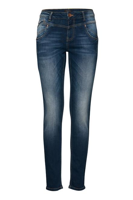 PULZ Carmen highwaist skinny jeans