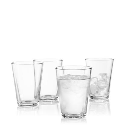 EVA SOLO vandglas 38 cl 8 stk.