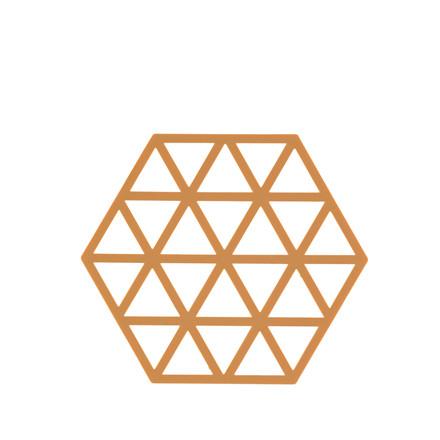 ZONE Triangle Bordskåner butterscotch