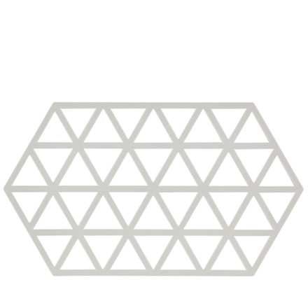ZONE Triangle Bordskåner L24 warm grey