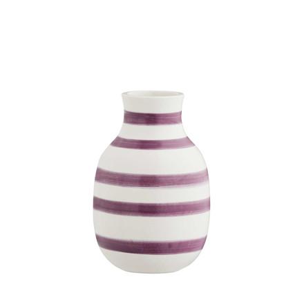 KÄHLER Omaggio vase blomme H 12,5 cm
