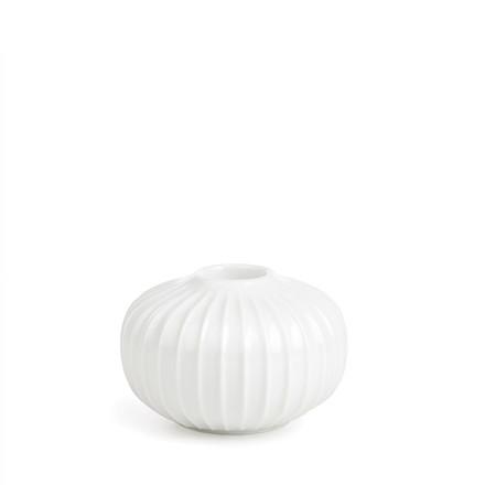 KÄHLER Hammershøi lysestage 5,5 cm hvid