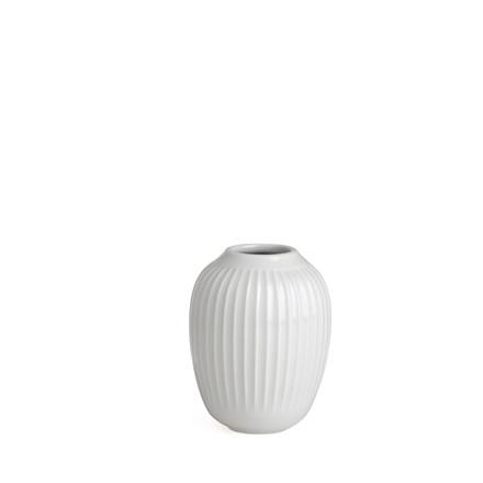 Kähler Hammershøi vase 10 cm hvid