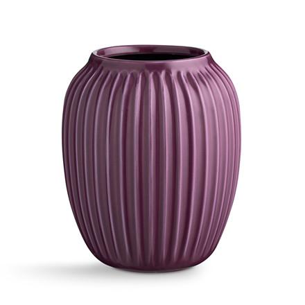 Kähler Hammershøi vase 20,0 cm blomme