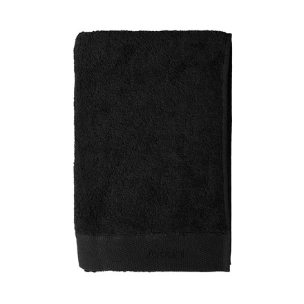 SÖDAHL Comfort håndklæde 70 X 140 cm, sort