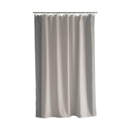 SÖDAHL Mist badeforhæng 180x200 cm natur/grå