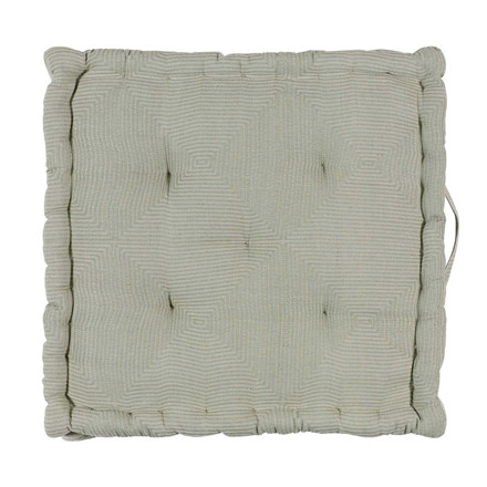 Södahl Balance boxhynde 40 x 40 x 8 cm tea green