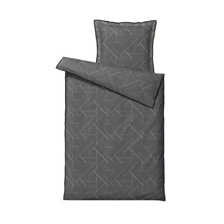 SÖDAHL New Luxury sengelinned 140 X 200 cm grå