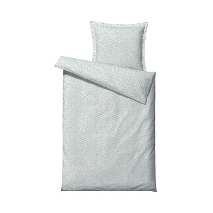 SÖDAHL Deco Feathers sengetøj 140x220 cm ice