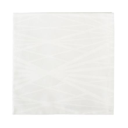 SÖDAHL Diamond Grid mundservietter 4-pak off white