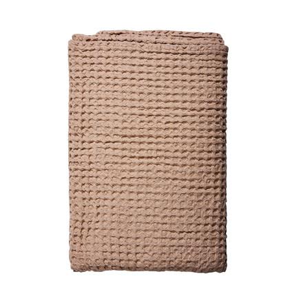 SÖDAHL Minimal sengetæppe 150x260 cm pudder