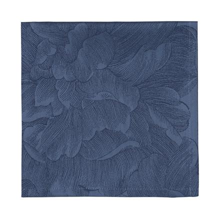 SÖDAHL Modern Rose mundserviet 4-pak blå
