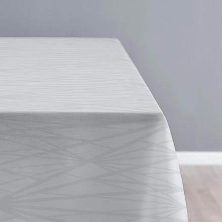 Södahl Diamond Grid dug 140 X 180 cm grå