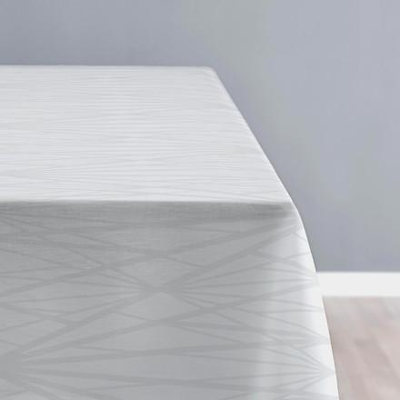 Södahl Diamond Grid dug 140 X 270 cm grå