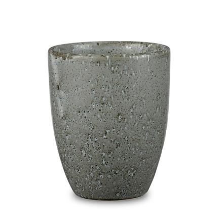 BITZ Krus 30 cl grå stentøj