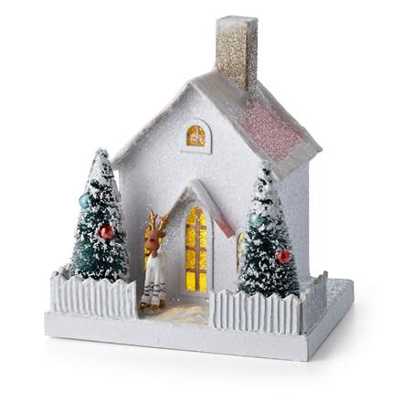 MEDUSA Hus med Rudolf