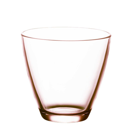 Bitz Vandglas 26 cl 6 stk. rosa